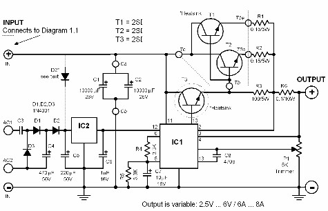 Electronics Schematic Diagram circuit_power_supplay_cpu_filter