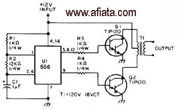 25W Power Inverter