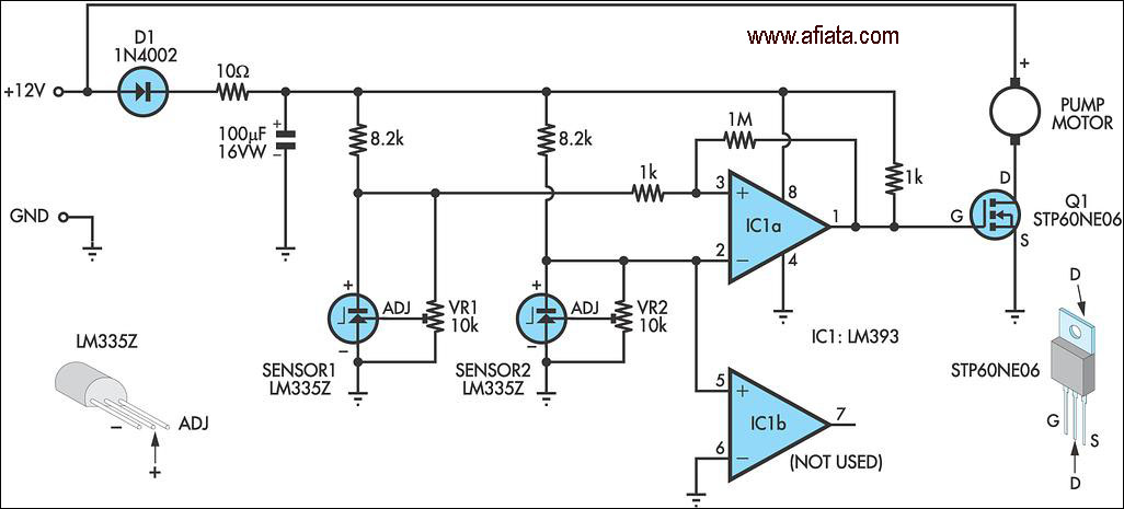 pool motor wiring diagram