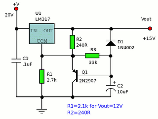 Variable Power Supplies