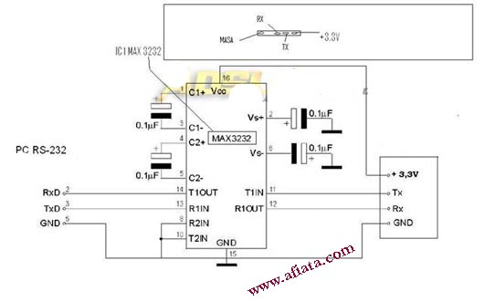 gas power plant schematic diagram usb adaptor using max3232 electronic circuit diagram and
