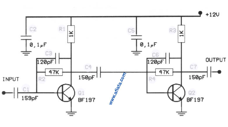 Simple Photomultiplier Supply Circuit additionally Simple 250w Inverter Circuit Diagram furthermore 6f05n0 in addition Simple Programmable Bandpass Using Twin as well Hi Fi Dx Bass Circuit Using Bf197. on transistor switches as in tv