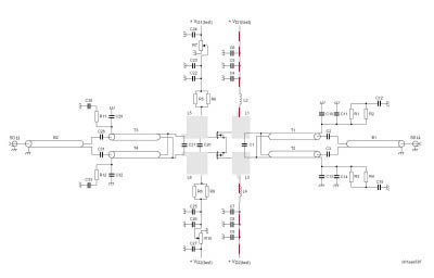 Schematic for BLF369 BLF369 BLF369