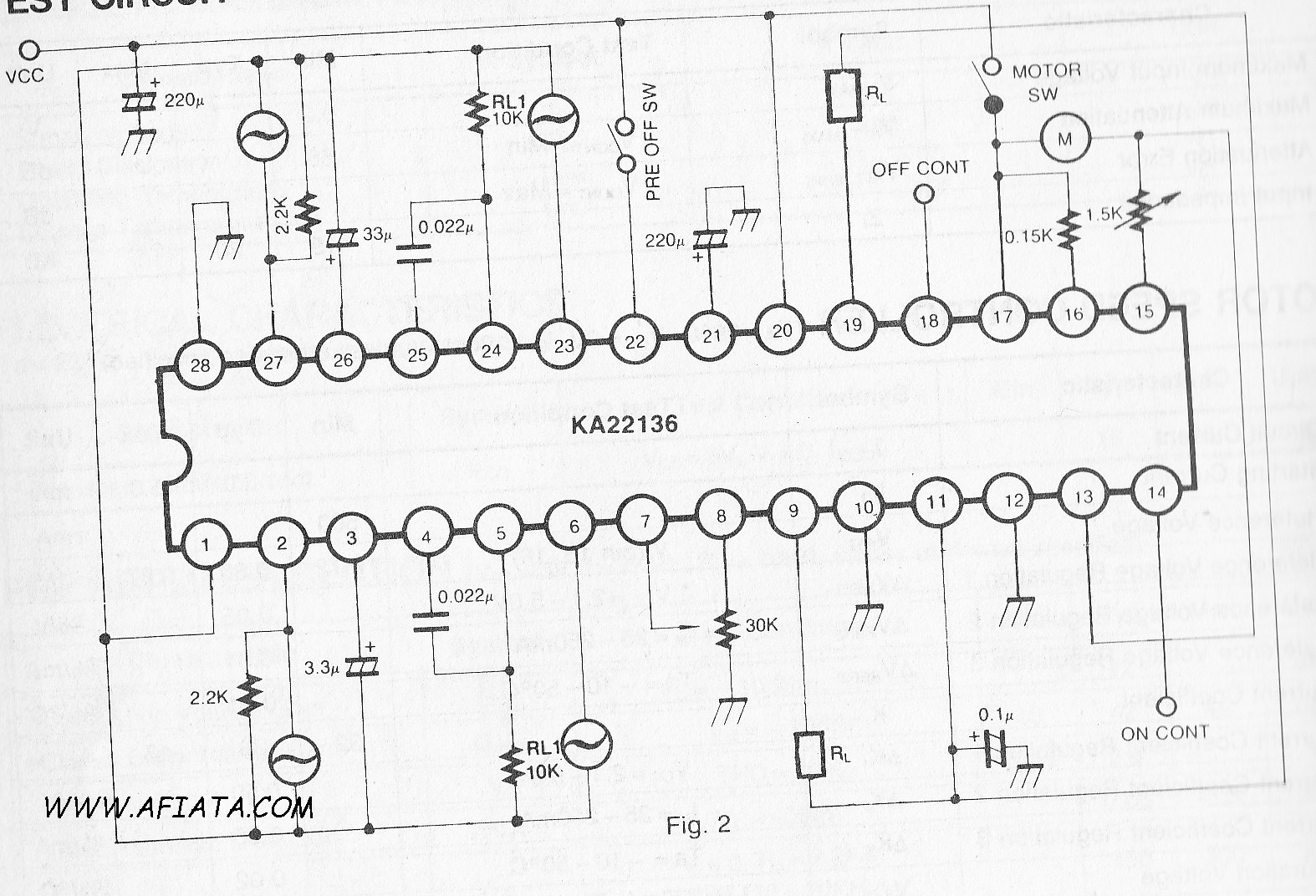 Tda1562q Audio Amplifier Circuit 2n3055 24w Class A Audio Amplifier