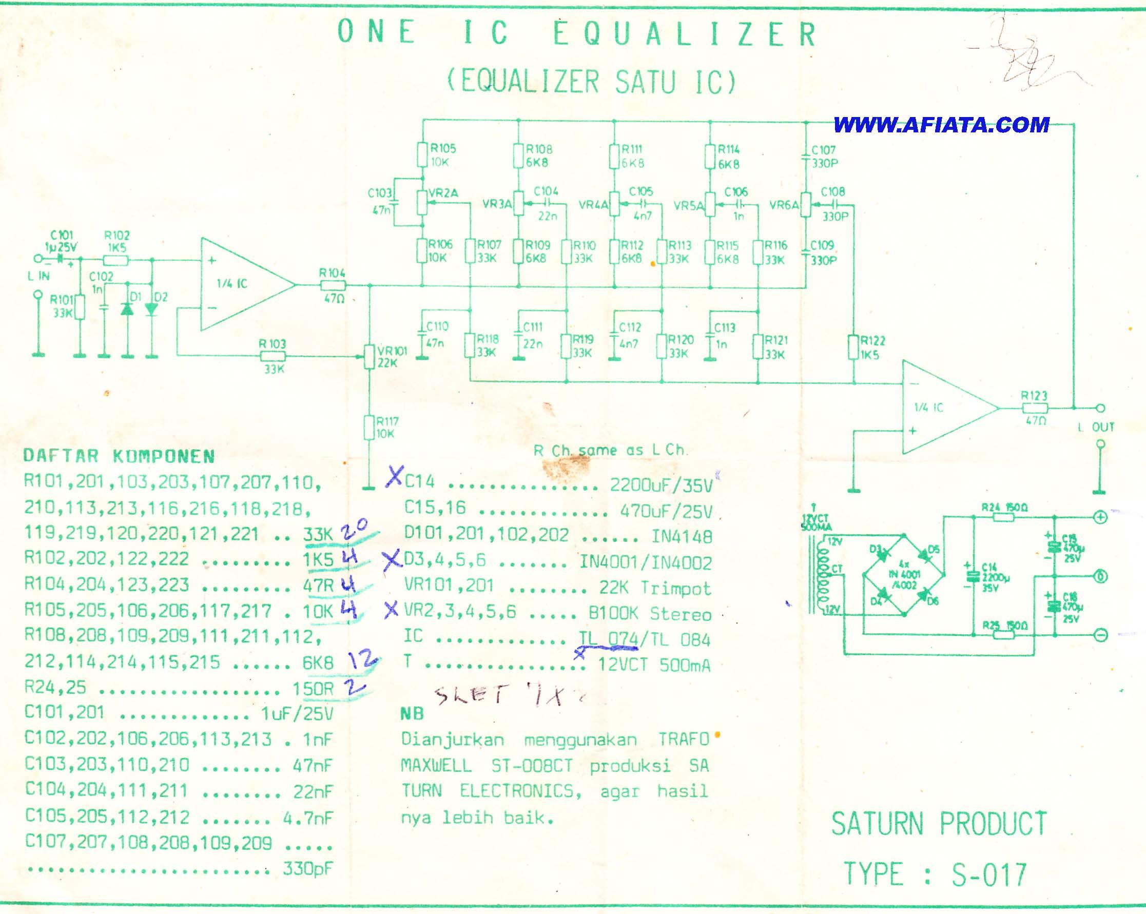 Audio Processor Circuit Diagram Manual Guide Wiring Simple Cpu Diagrams Images Gallery