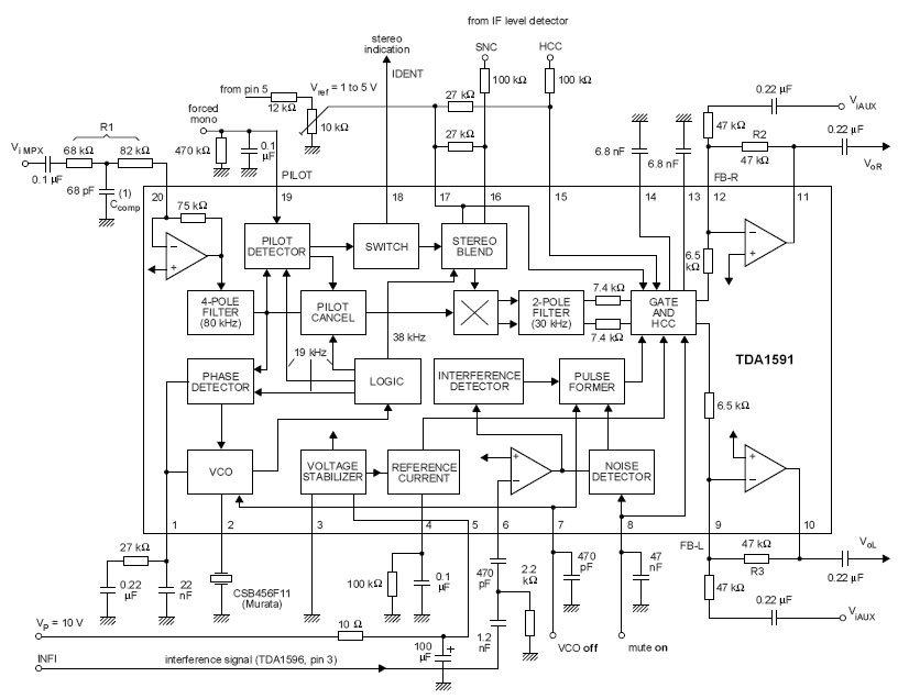 decoder circuit diagram