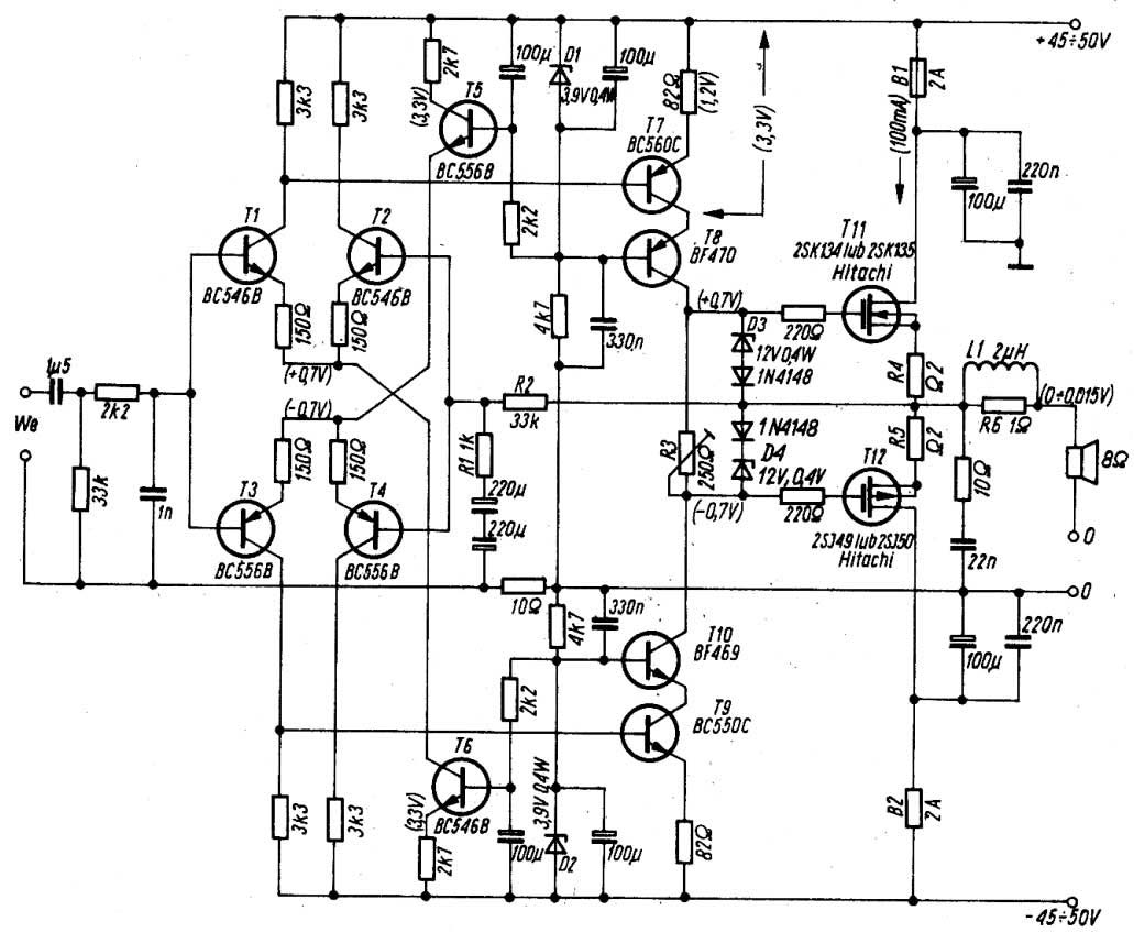 audio circuit