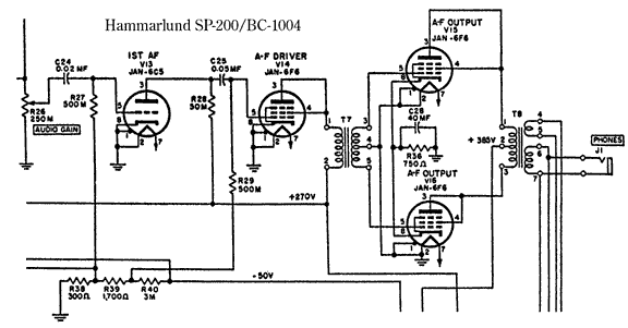 headphone amplifier circuit