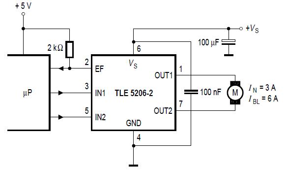 stepper motor diagram