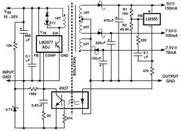 Transformer AC-Matic circuit diagram