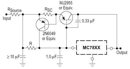 Power Supply Protection