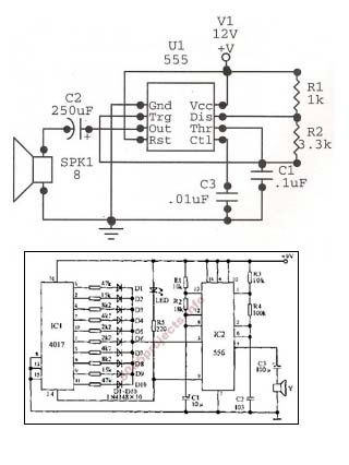 Circuitos De Audio additionally R  Generator By 2n4891 together with Dynamic Microphone Pre  Mono By Transister C945 With Pcb moreover DTMF lg en furthermore Index24. on tone generator circuit diagram