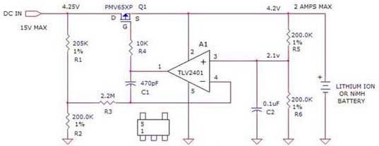 Regulator Voltage