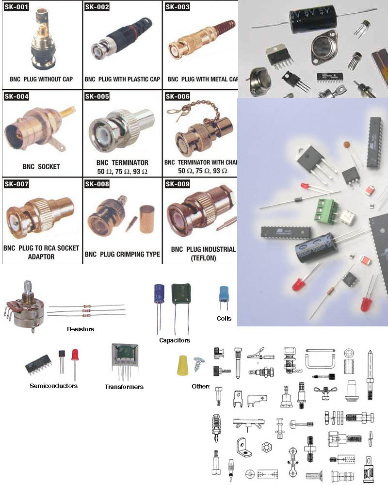 DIY Electronic Components
