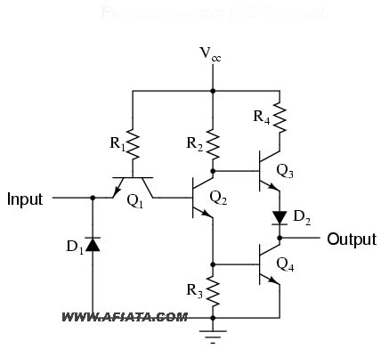 Voltage to Frequency Converter Application. frequency to voltage converter schematic.