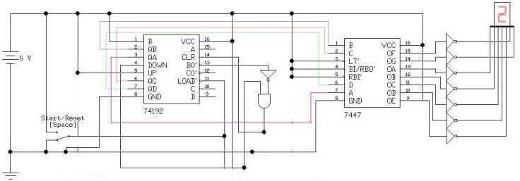 [DIAGRAM_3NM]  Scoreboard circuit | Electronic Circuit Diagram and Layout | Scoreboard Wiring Diagrams |  | Electronic Circuit Diagram and Layout