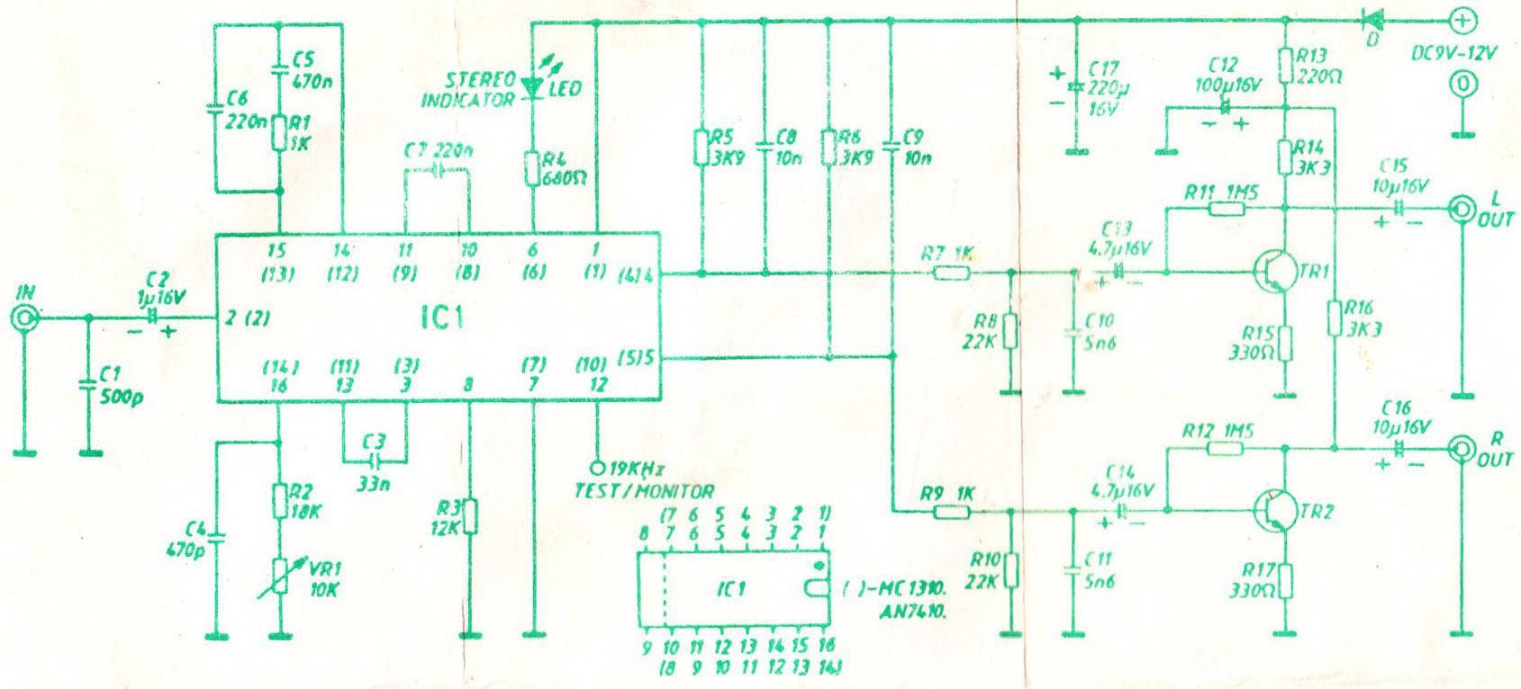 Demodulator Tuner