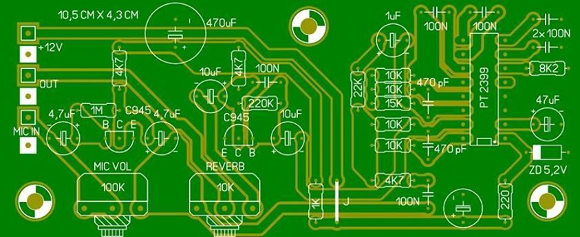 reverb2 Circuit Inverter Wiring Diagram on