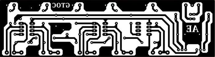 4 channel audio splitter layout
