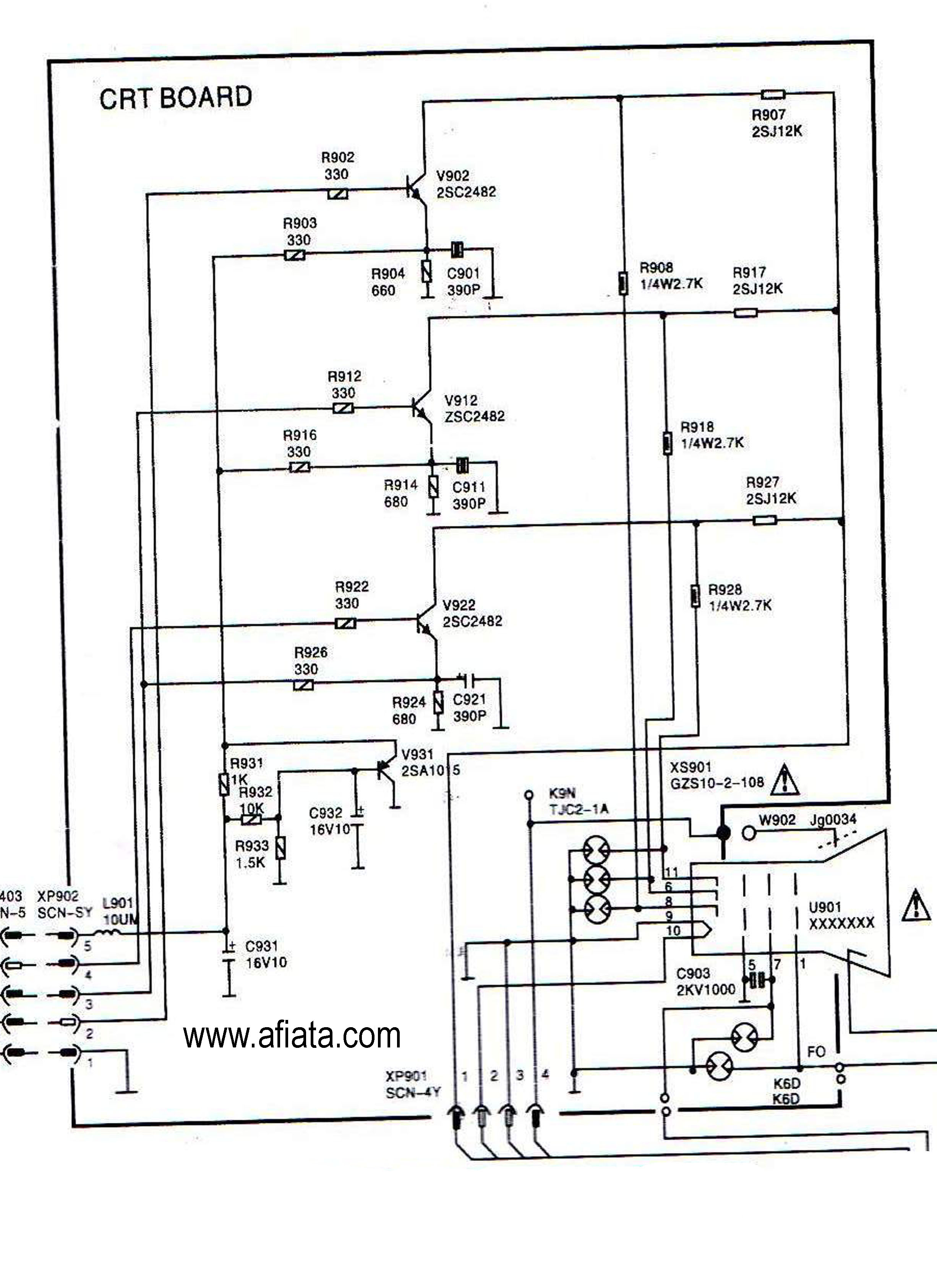 Tv Schematic Diagrams Free Download Wiring Diagram Libraries Crt Monitor Pictures Television Rca Get Image About Diagramcrt