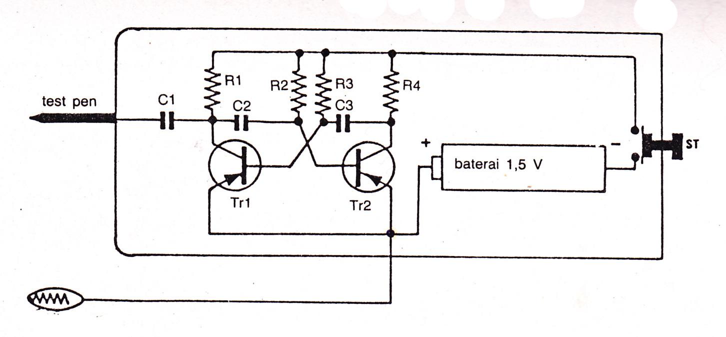 Audio Scrambler Circuit Remote Control Jammer Diagram Noise Generator For Detector