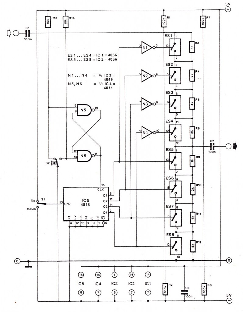 2 Way Passive Crossover Schematic Wiring Diagrams Jbl Diagram 3 Electronic Circuit Free Engine Schematics