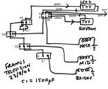 where can i get tv circuit diagram to repair my own tv